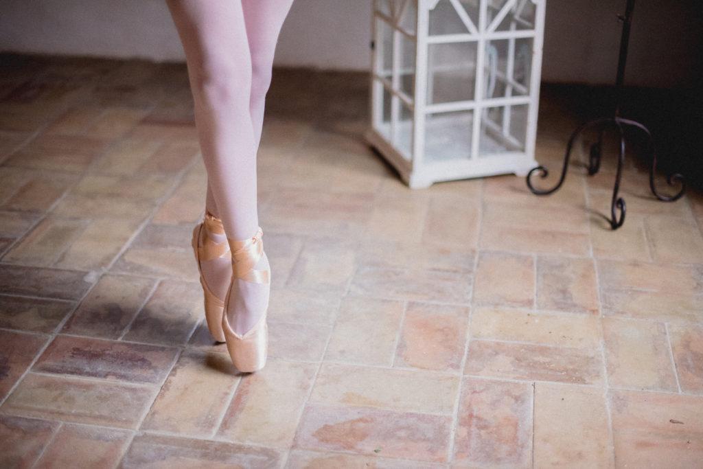 Bailarina 4 - El Sueño de una Novia Bailarina