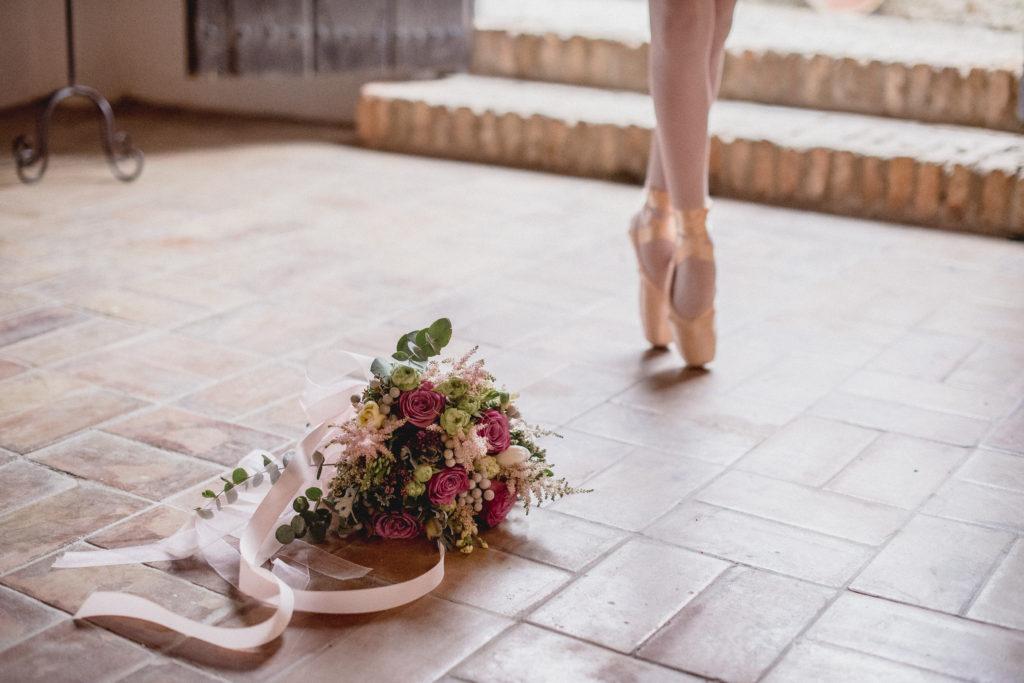 Bailarina 9 - El Sueño de una Novia Bailarina