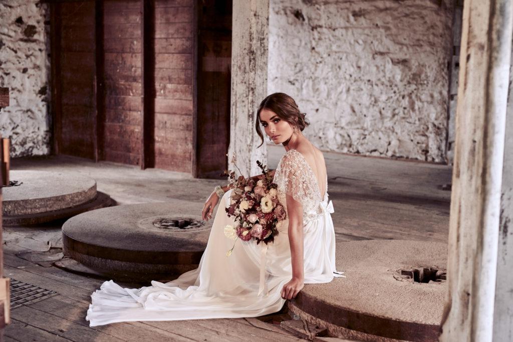 vestidos de novia anna campbell - eternal heart - diario de una novia