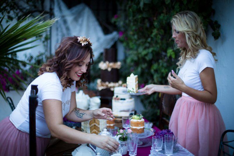"Alice 003 - Aquarela Cakes Presenta Tartas Otoñales ""Alice"""
