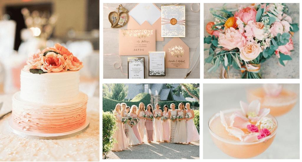Como elegir los colores para tu boda