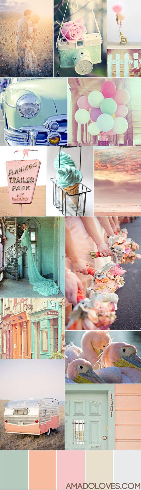 colores para tu boda turquesa
