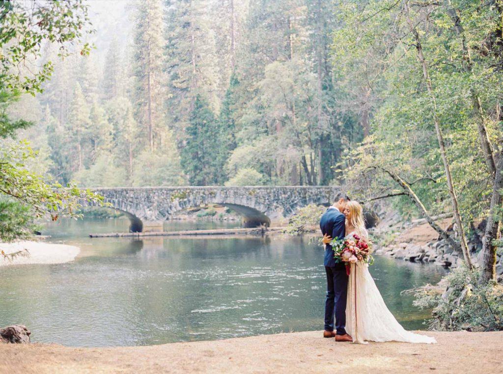 La Boda de Morgan y Dave en el Corazón de Yosemite - Diario de una Novia