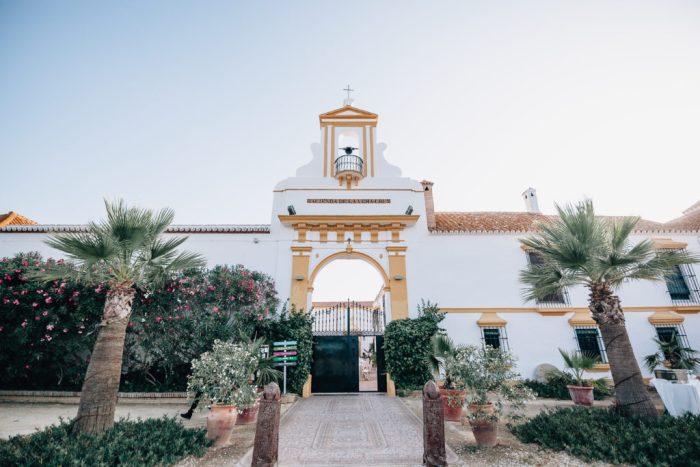 Haciendas para Bodas en Sevilla Hacienda Vera Cruz