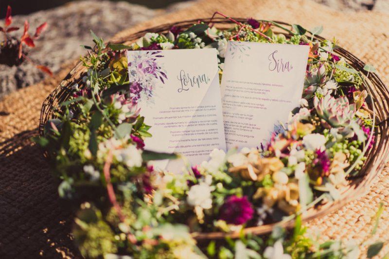 Elopement same sex 2 - El Elopement de Sira y Lorena: Ordinary Love