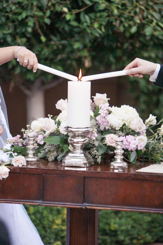 ceremonia de vela para boda civil