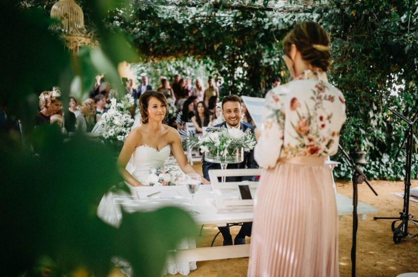 boda bilingue kelly y josé luis - Wedding Celebrant in Seville (Diana Lacroix)