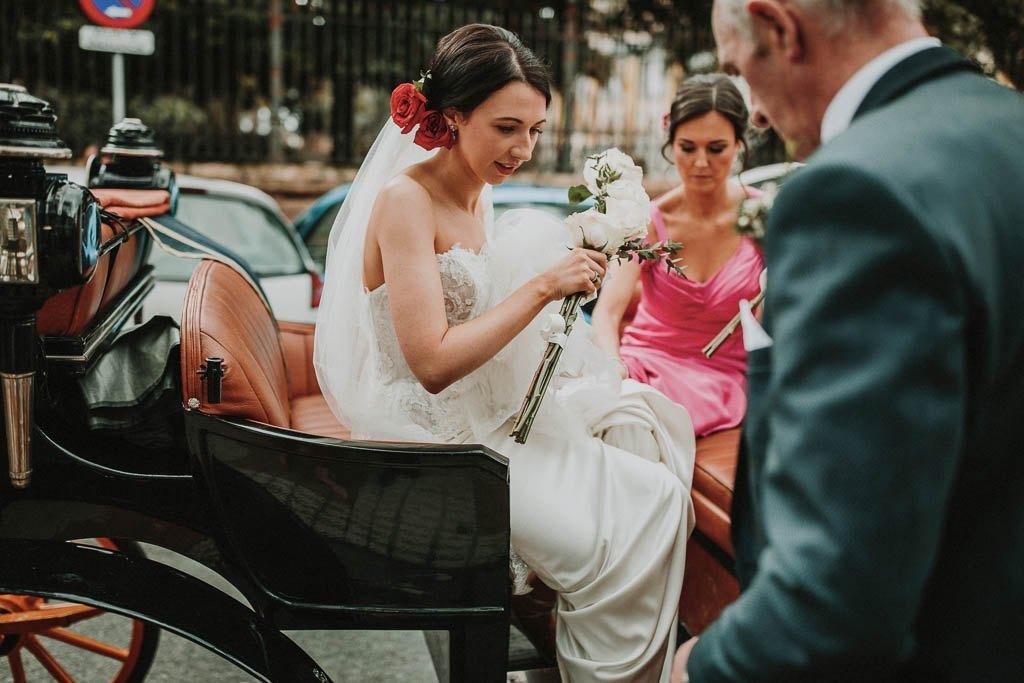 Irish wedding Hotel Alfonso 13 Seville 20 - La Boda Irlandésa de Ciara y Ciaran en Hotel Alfonso XIII