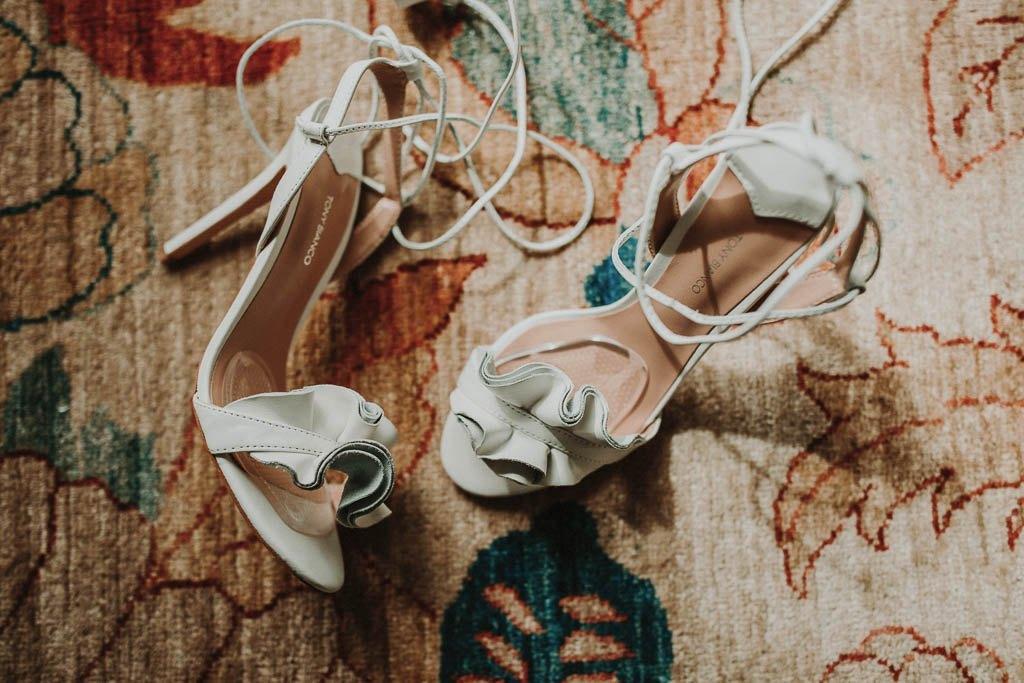 Irish wedding Hotel Alfonso 13 Seville 8 - Consejos para Disfrutar de tus Zapatos de Novia después de la Boda