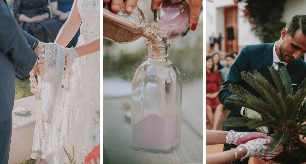 Guion Matrimonio Simbolico : Rituales simbólicos para una boda civil diario de una novia