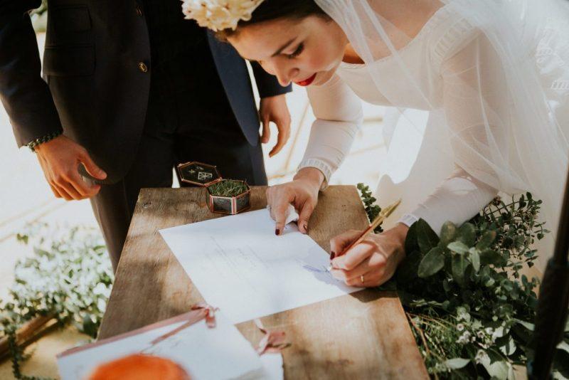 CEREMONIA245de270 - The Romantic Wedding of María and Javier