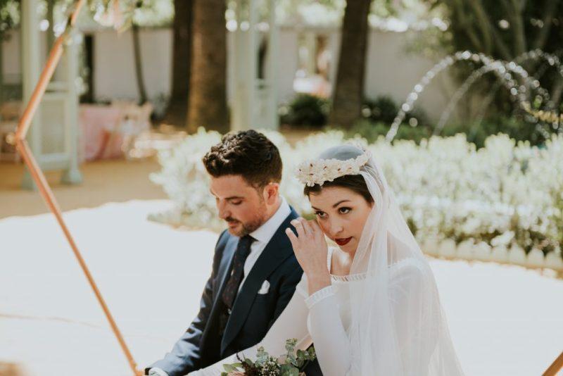 CEREMONIA96de270 - The Romantic Wedding of María and Javier