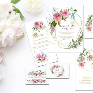 Colección Flower Gold 2019 - Diario de Una Novia Shop Online