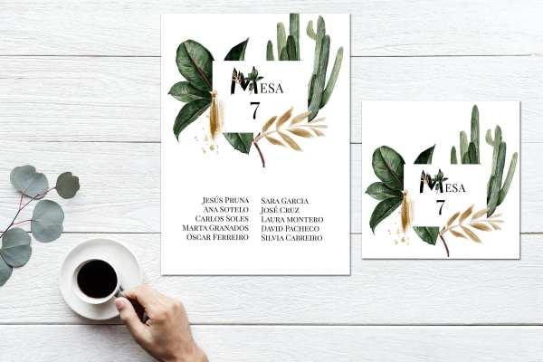 Seating plan Botanic Gold 2019 - Meseros y Seating Plan Botanic Gold