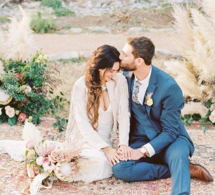 ides para decorar boda bohemia - Blog