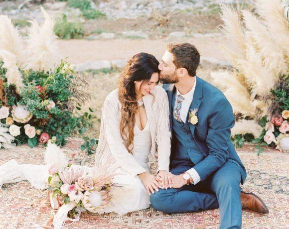 ides para decorar boda bohemia - Ideas para la Decoración de Bodas Bohemias