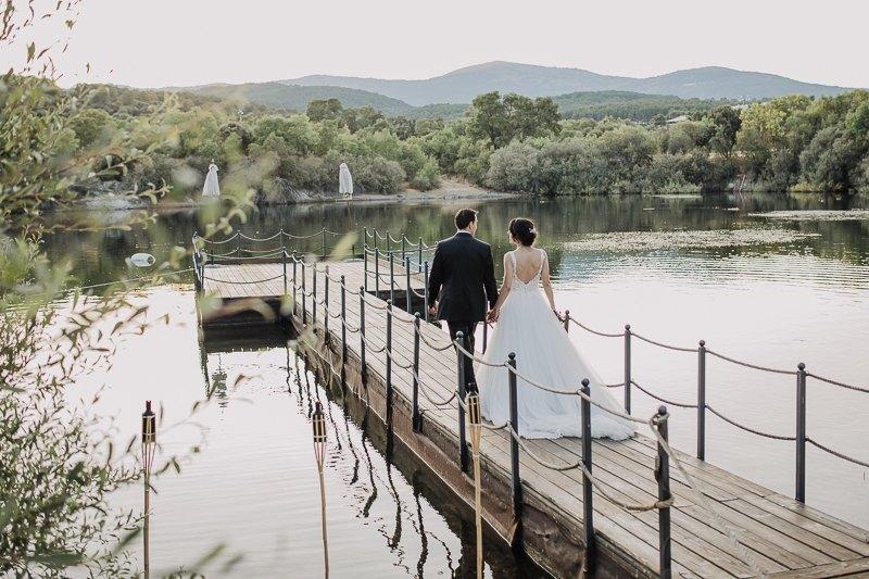 Finca para bodas en Madrid: Prados Moros