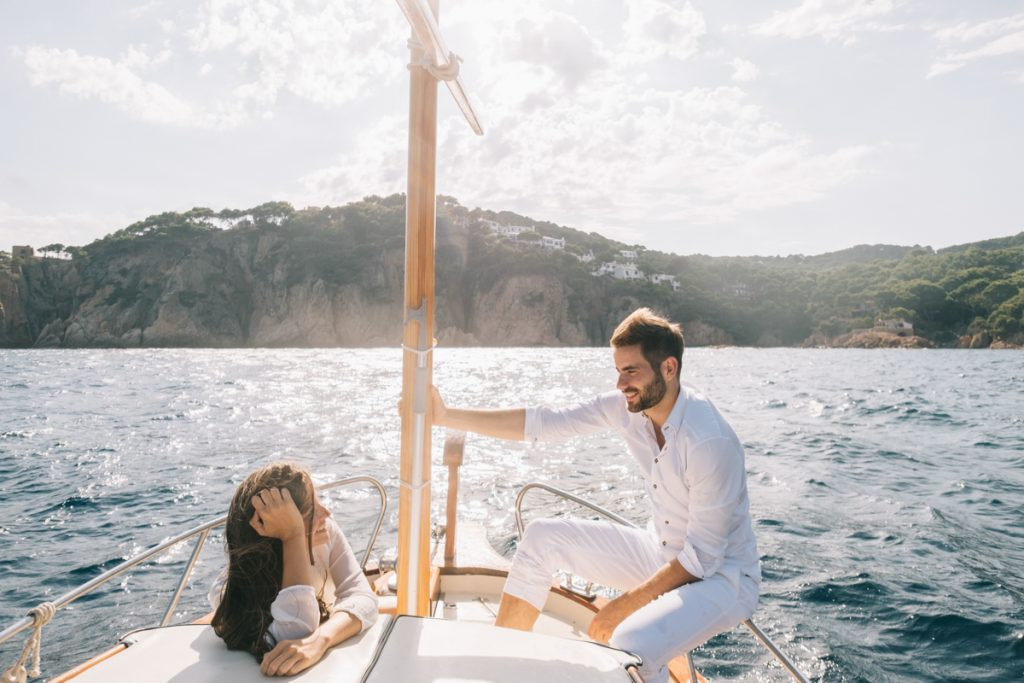 fotografo de bodas barcelona xavier baragona 1 - La Creativa Mirada de The Love and Roll
