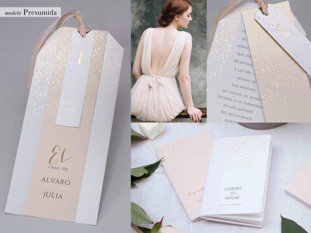 Invitaciones de boda de Cottonbird