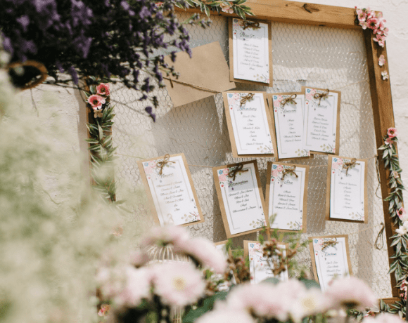 Seating Plan para Bodas - Propuestas para el Seating Plan!