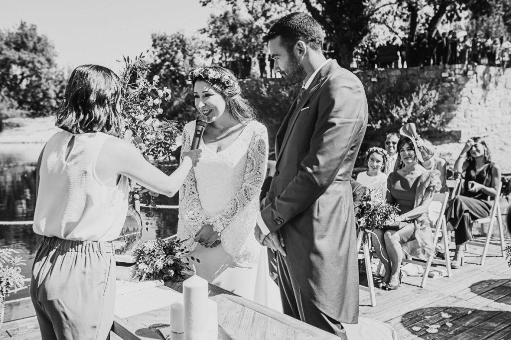 boda en finca prados moros Madrid 30 - Boda en un Embarcadero en Medio de la Sierra