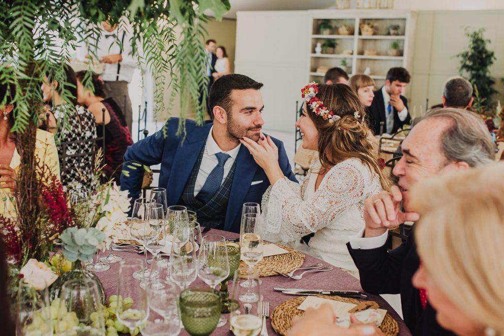 boda en finca prados moros Madrid 44 - Boda en un Embarcadero en Medio de la Sierra