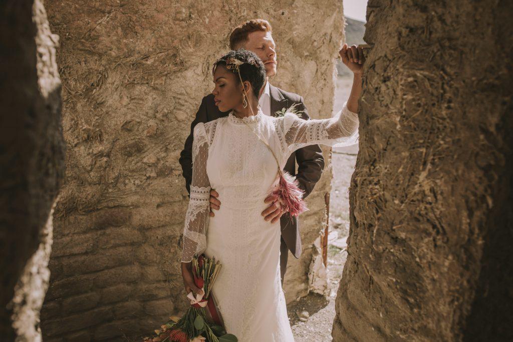 Inspiración boda western almería 31 - Inspiración en el Poblado Western Leone en Almería