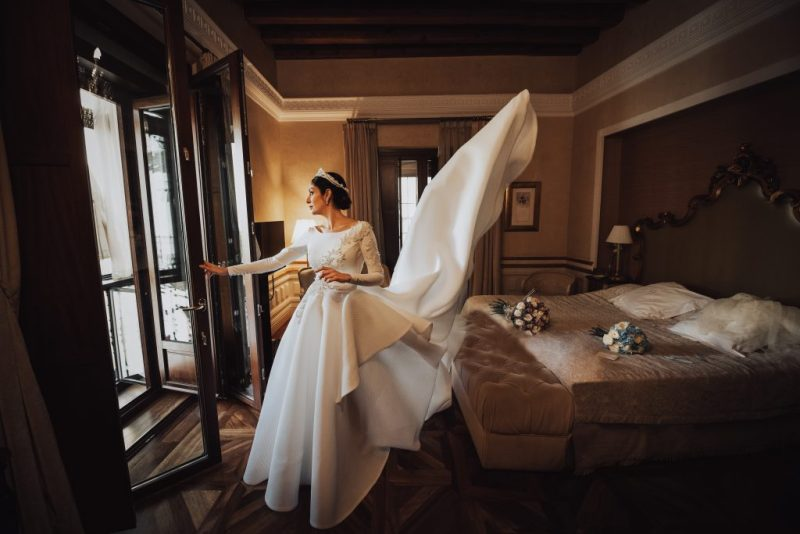 03 novia arreglansose hotel organizadora sueños - ¿Dónde me Arreglo el Día de mi boda?