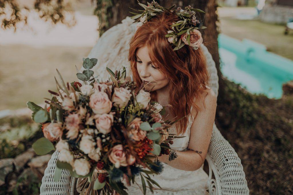Inspiración boda romantica editorial sempiterno 5 - Inspiración Hippie Romántico: Editorial Sempiterno