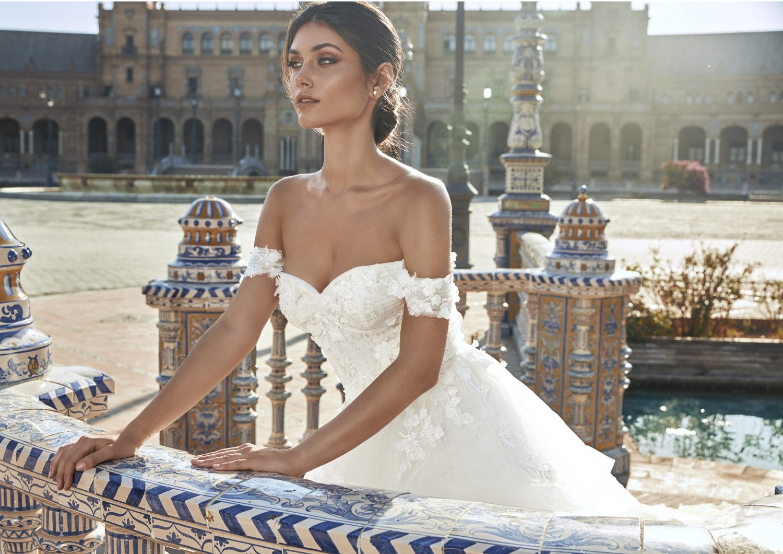 Pronovias vestidos de Novia 2021 Marchesa 24 - Marchesa la Nueva Colección de Vestidos de Novia Pronovias 2021
