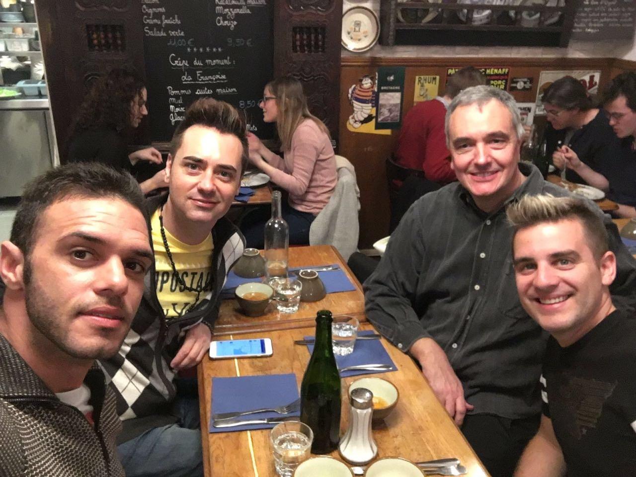 París Enero 2017 – Diario de Viajes