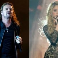 Shakira y Maná estrenan - Mi Verdad -