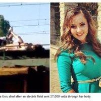 Muere electrocutada al hacerse un selfie, y no es la única