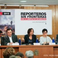 Reporteros Sin Fronteras preocupado por la libertad de prensa en América Latina