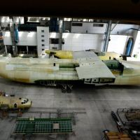 El mítico Antonov 225, el avión más grande del mundo, vuelve a entrar en producción