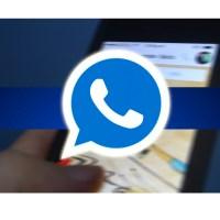 El nuevo WhatsApp azul es una estafa