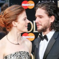 Kit Harington y Rose Leslie se casan