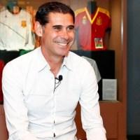 Fernando Hierro nuevo seleccionador de España