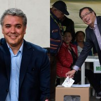 Hoy se decide quien es el nuevo Presidente de Colombia