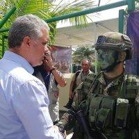 El Presidente Duque Advierte al ELN