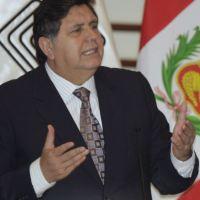 Muere el ex-presidente de Perú Alan García, de un disparo cuando iba a ser detenido