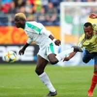 Colombia pierde 2-0 contra Senegal en el mundial Sub-20