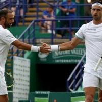 Cabal y Farah Finalistas de Wimbledon