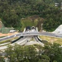 Listo el Túnel de Oriente de Medellín