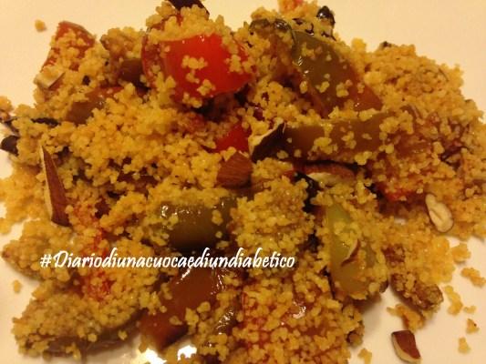 couscous di peperoni