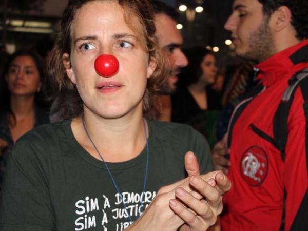 Adriana Martins, artista plástica