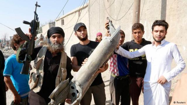estado islâmico - jovens