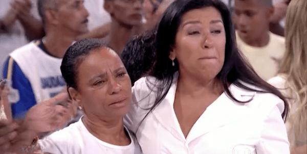 Maria e Casé a Globo, nos dias de comoção pela morte do dançarino DJ