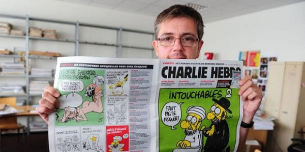 Charb, mártir da liberdade de expressão