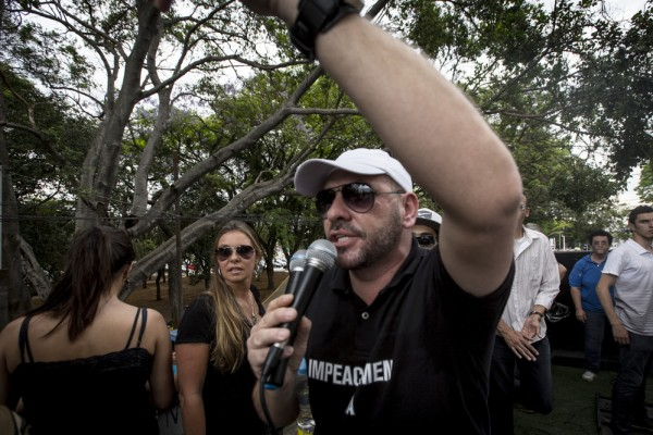 Marcello Reis, do Revoltados On Line